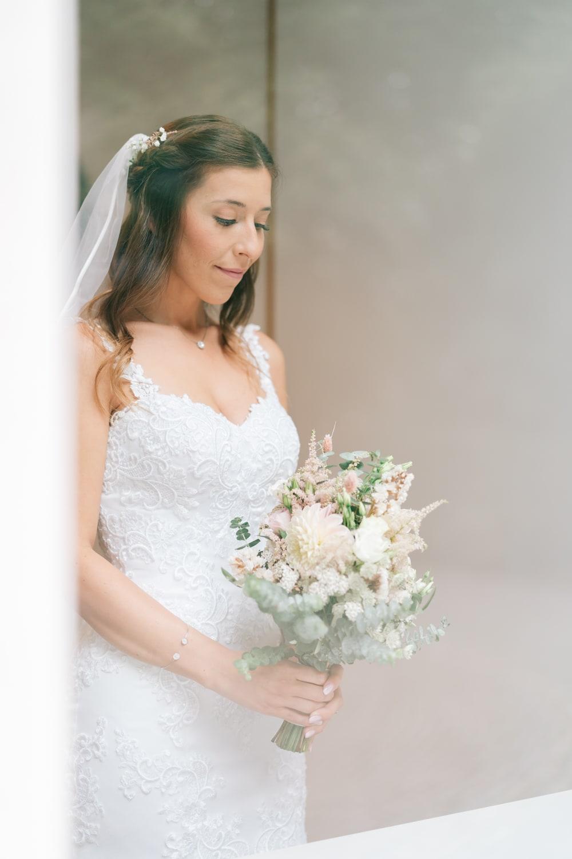 photographe-mariage-woluwe-bouquet-mariee